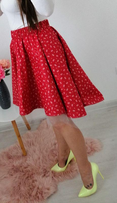 5a26d7b0b6 Dámska asymetrická sukňa