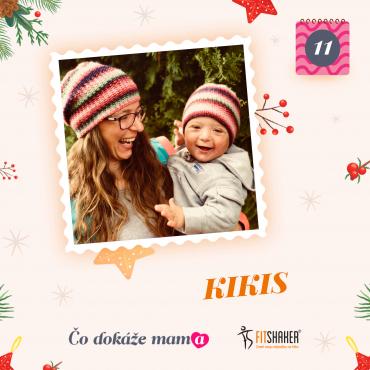 Kristínka: Kikis je moja záľuba a môj spôsob pomoci