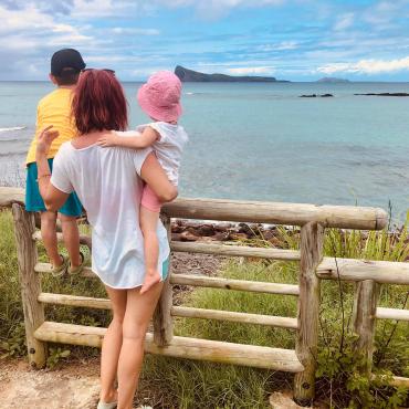 Seriál: Náš život na ostrove Maurícius: 4. časť