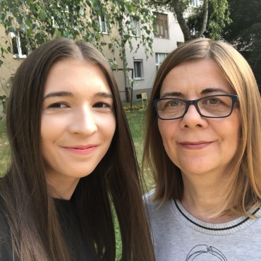 Erika a Tamara