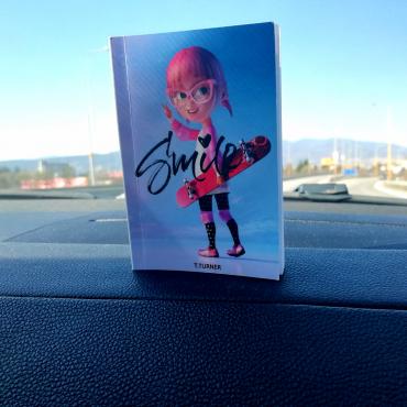 Smile - Malá kniha s veľkým obsahom
