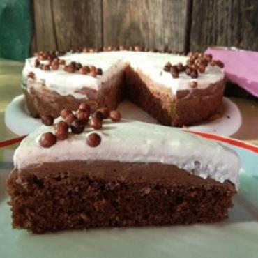 Čokoládová torta TRIO