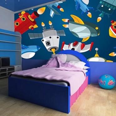 Tipy a triky ako vkusne zariadiť detskú izbu