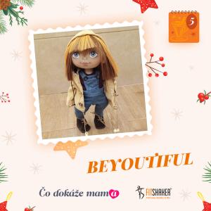 Maťka: Výroba bábik mi prináša potešenie
