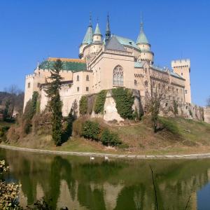 Vandrovka s deťmi: Zažite sviatky na rozprávkovom Bojnickom zámku!
