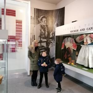 Vandrovka s deťmi - Návšteva SNM v Martine s najmenšími