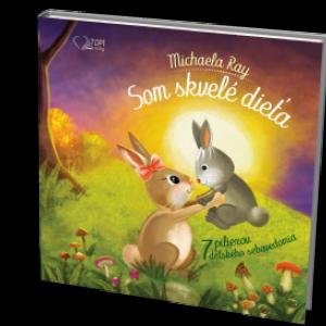 Príbeh o tom, ako detská túžba hory prenáša / Obálka knihy