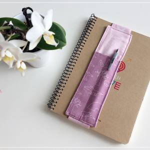 Ušite si praktické puzdro na pero!