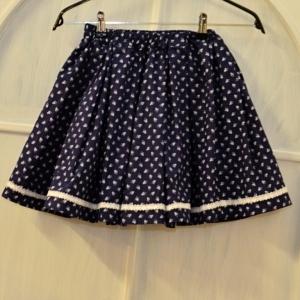 Návod: Ako ušiť riasenú detskú sukničku