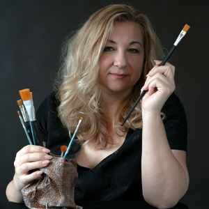 Eva Černoková založila antistresové umelecké centrum