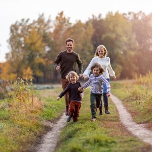 Špinavé deti – šťastné deti