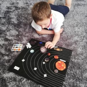 Vzdelávaj sa hrou - Vesmír od Maruš