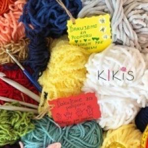 Kikis - pretože spolu môžeme pomáhať 😉