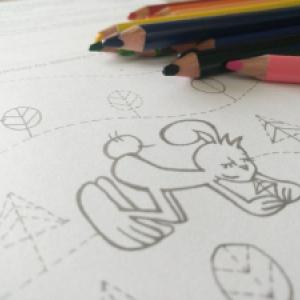 Stiahnite si ZADARMO pracovné listy a hry pre predškolákov a školákov na rozvoj grafomotoriky