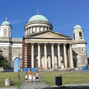 Výlet do maďarského Ostrihomu