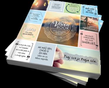Súťaž o knihu MY BIG VISION BOOK