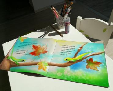 Súťaž o knihu o detských pocitoch