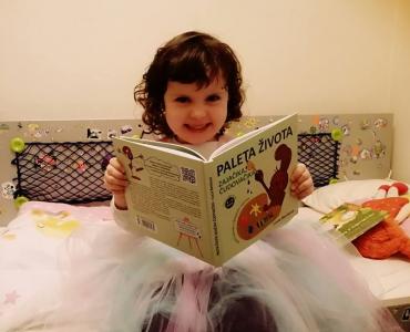 Tip na detskú knihu od našej maminky Lucky