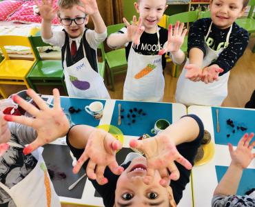 Nový projekt pre škôlky: Zeleninkové šialenstvo