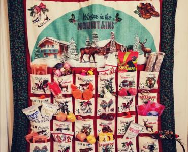 Vlákno Adventných kalendárov