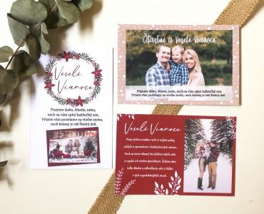 Vyrobte si krásne osobné pohľadnice