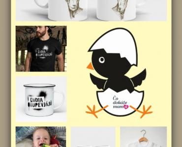 Originálne tričká a darčeky pre celú rodinu. Vyrobené s láskou :)