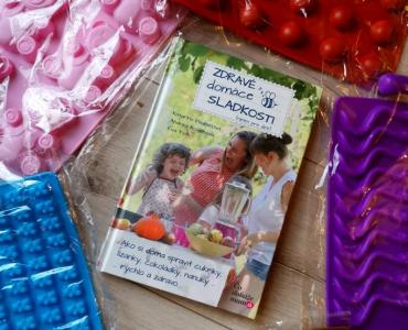 Súťaž o sadu s knihou Zdravé domáce sladkosti