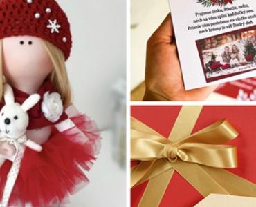 Tipy na najkrajšie darčeky od slovenských mamičiek
