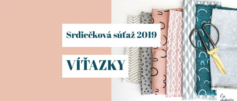 Víťazky Srdiečkovej súťaže 2019