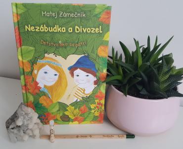 Súťaž o knihu pre deti Nezábudka a Divozel
