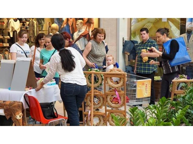 Galéria - Mama trh: Mama trh v Shopping Palace Zlaté Piesky  - 1