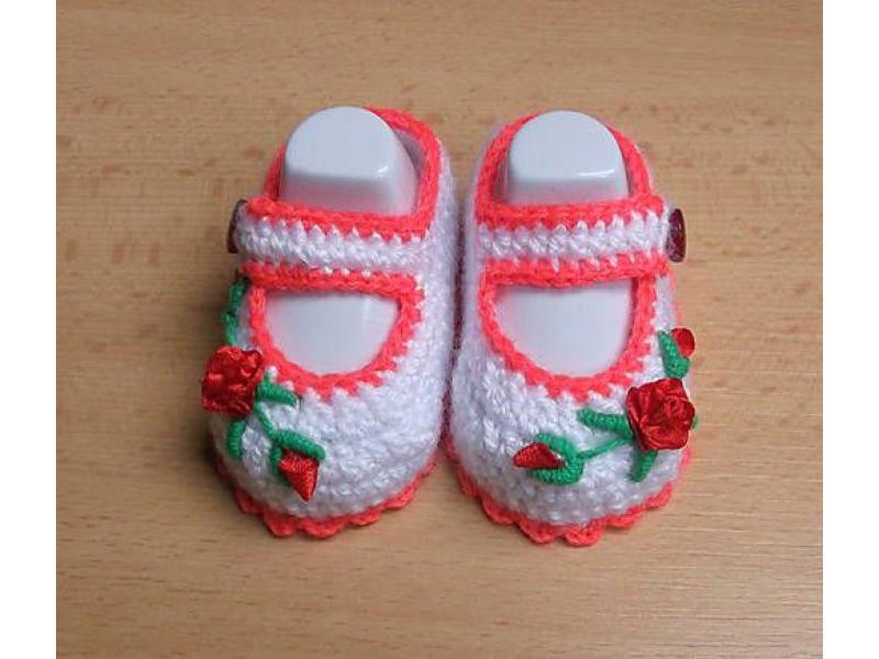 Papučky pre najmenšie princezné