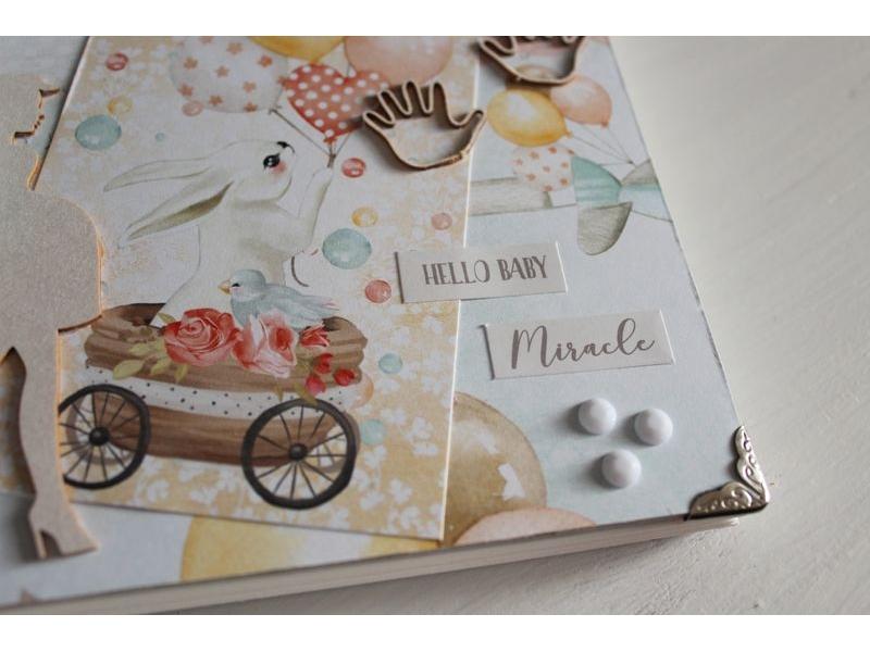 Tehotníček / tehotenský zápisník / denník