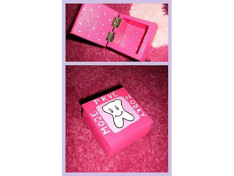 Krabička na zúbky