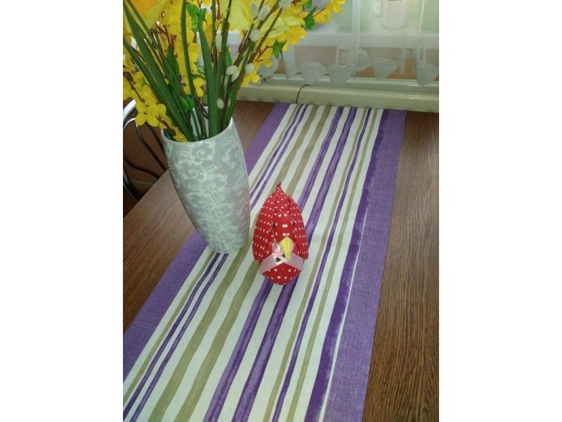 Jarná štóla na stôl