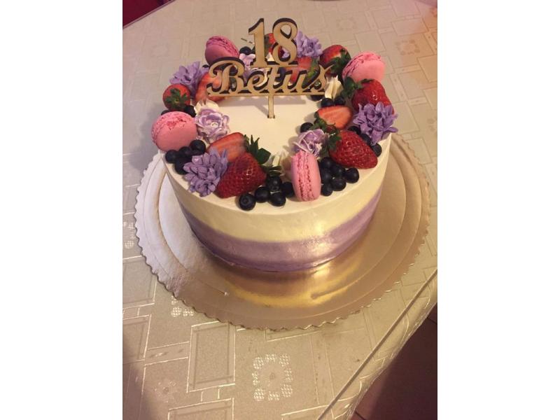 Zápich do torty - narodeniny