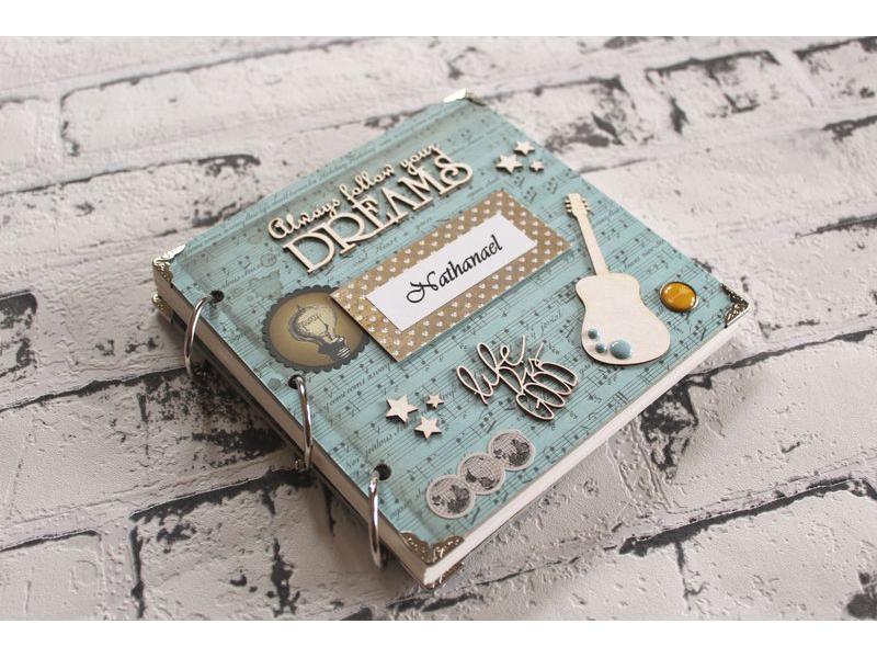 Zápisník / pamätník pre milovníka hudby