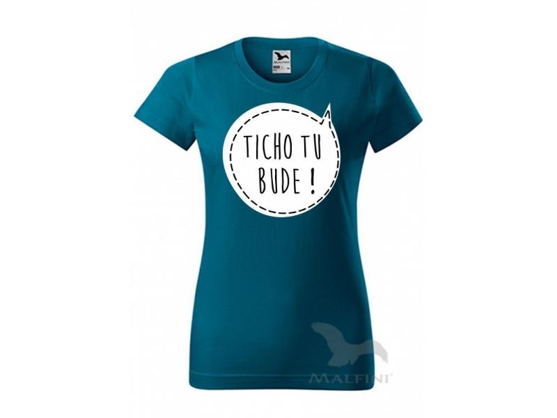 BUBLINOVÉ učiteľské tričko