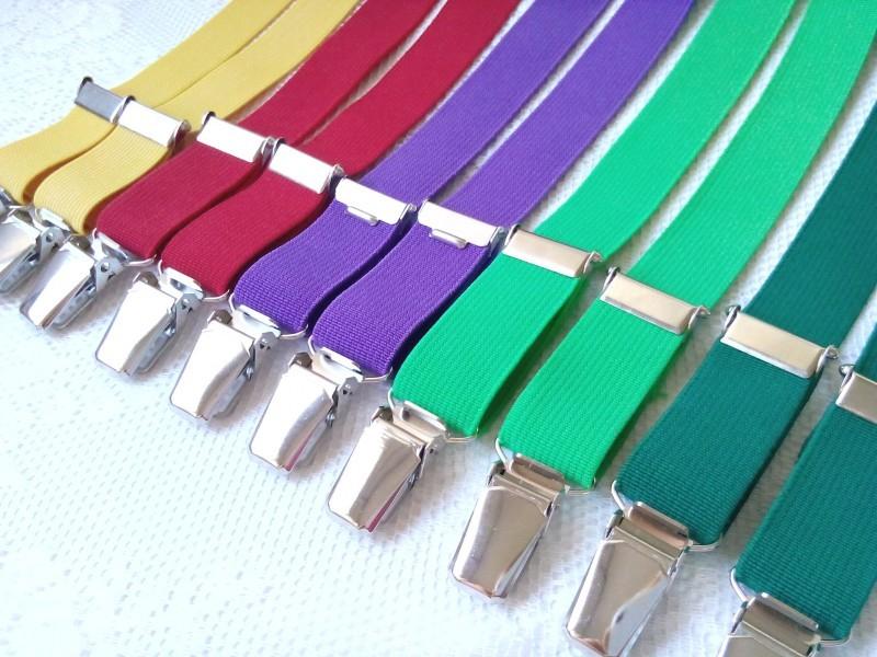 Retro traky (fialové)