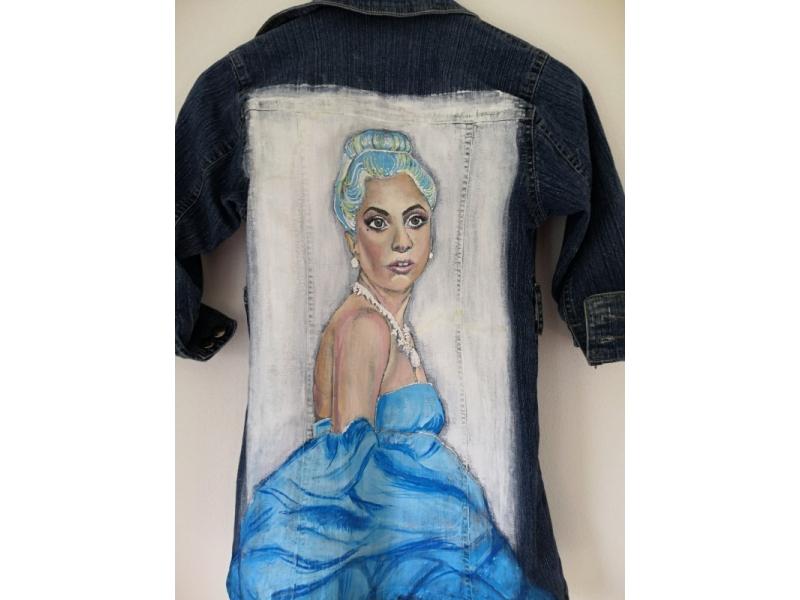 Rifľovka Lady Gaga