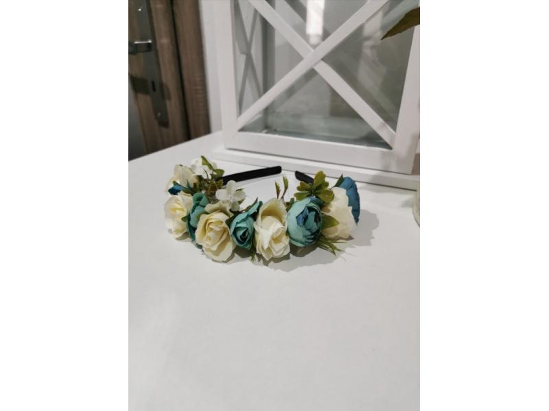 Kvetinová čelenka 🌸