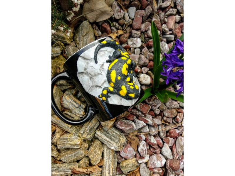 Salamandra škvrnitá