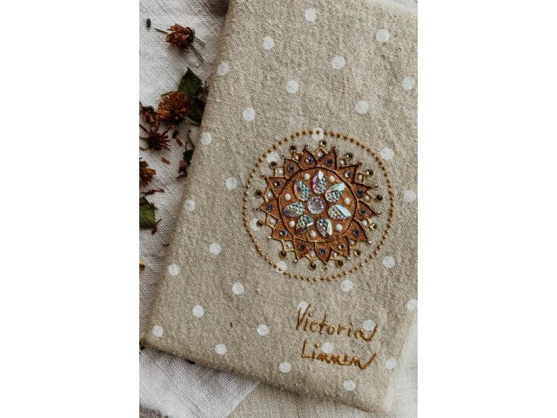 Mandala zápisník A5 Autumn