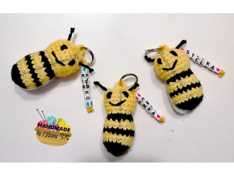 Včielky s menom