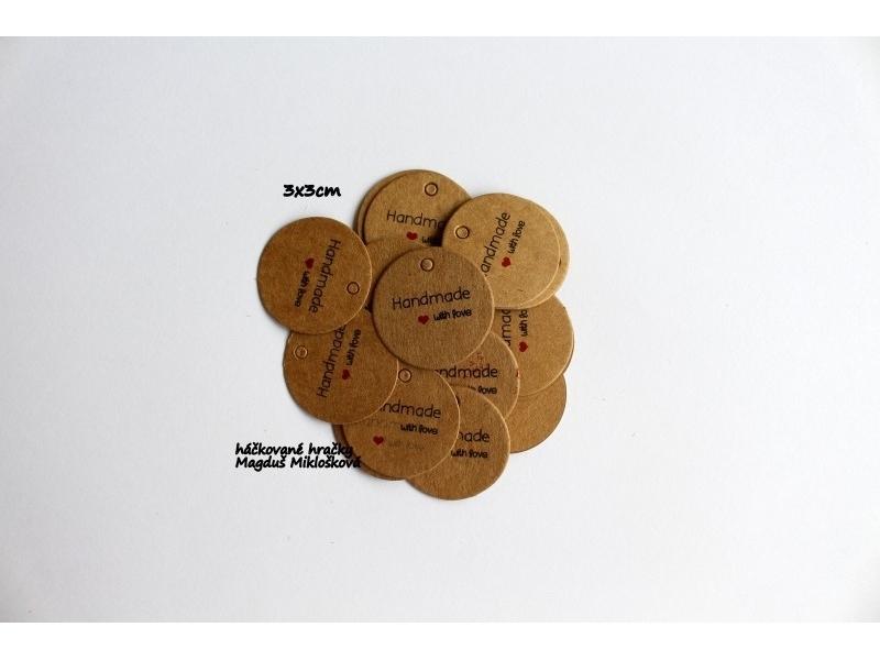 Kartičky balené po 50ks