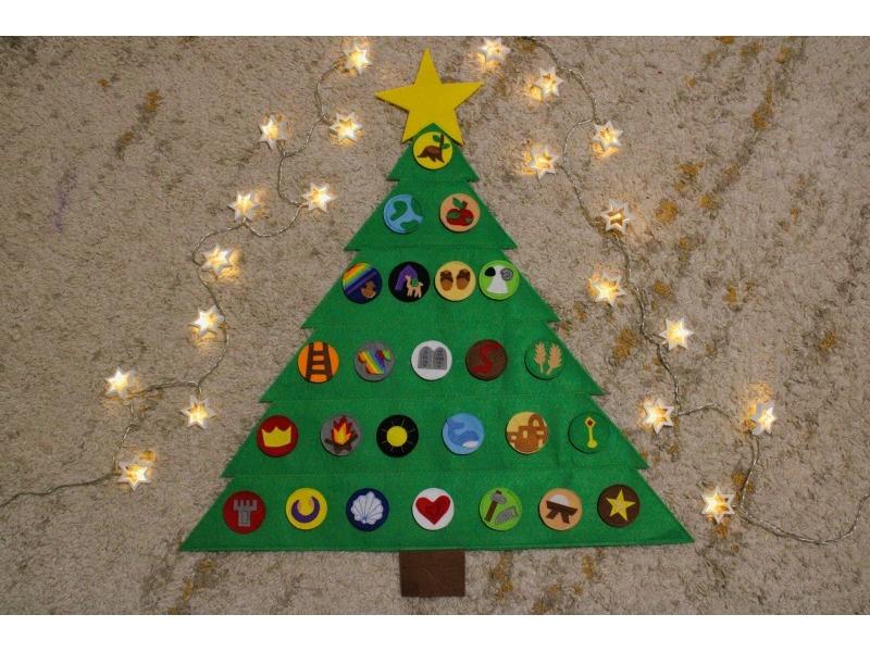 Jesseho strom+symboly