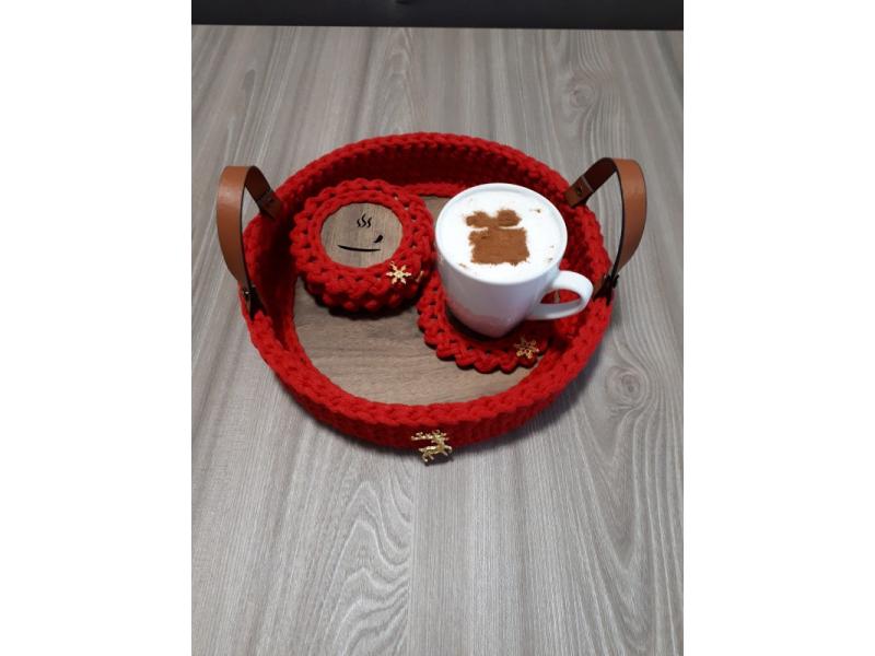 Vianočný čajový set
