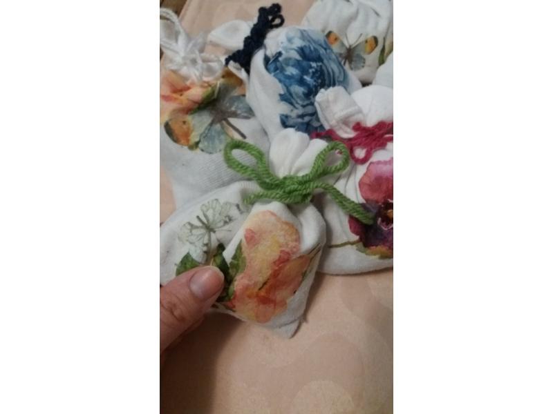 Levanduľové vrecká