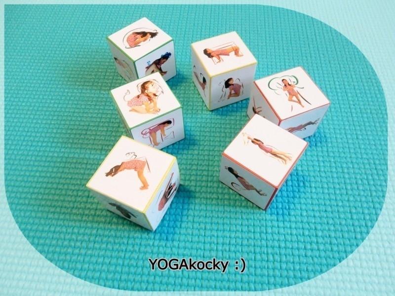 YOGAkocky / malé /