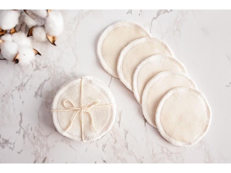Odličovacie tampóny - biele 5ks
